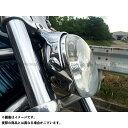 部品屋K W Vロッドファミリー汎用 ヘッドライト バルブ V-ROD 純正ヘッドライト(日本仕様)用アルミボディ