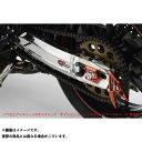 ストライカー ニンジャ900 G-STRIKER スイングアーム ZRX1200ホイール(アクスル径φ20)用 バフ仕上げ ハードアルマイト