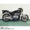 ミスティ ゼファー750 ゼファー750RS マフラー本体 ゼファ-750MID-KNIGHTモナカ(ブラック)
