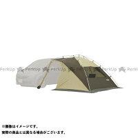 送料無料 キャンパルジャパン ogawa タープ カーサイドリビング DXの画像