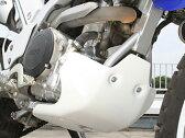 CYCLE-AM サイクラム【WR250X用】スキッドプレート タイプII(ホワイト)