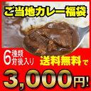 【あす楽】地カレー家福袋☆3000円セット☆送料無料 ご当地...