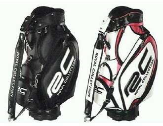 Golf bag Royal collection BJ322 2 color black white and pink Golf House is how to home