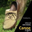 [/ exchange retransmission charges free of charge ]Canoe canoe sandals light sole suede race up sabot /light/ clog / men /CL125/ リゲッタ free shipping in a review]