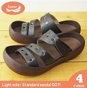 [/ リゲッタ in a review made in free shipping / exchange retransmission charges free of charge ]Canoe canoe sandals light sole standard 2011/light/ men / Lady's /CL500/ Japan]