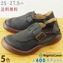 リゲッタ カヌー /メンズ 2way シューズ/ローファー/靴/日本製/Regetta Canoe/春/秋/
