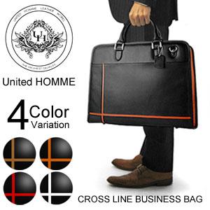 ビジネス ブラック ブランド UnitedHOMME ユナイテッドオム