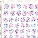 Sha-Nail More (写ネイルMORE/写ネイルモア) ネイルシール Water Drops/ウォータードロップス (Color/カラー) 【ファンタジ...