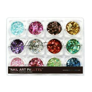 nail for all ネイルパーツ 3D Attacker ホログラムパレット 【大城智之先生】【ネコポス対応】