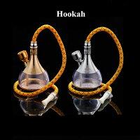 水パイプ-Sheesha-シーシャ 携帯に便利な小型 水パイプ(喫煙具・パイプ・手巻きたばこ用品)