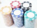 麻雀 チップ アモス AMOS マージャン アモスチップ 100枚セット(シール付き)/麻雀チップ/カード ポーカー ゲーム必需品【RCP】