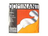 【ポスト投函】バイオリン弦 ドミナント G133 Dominant No.133 g G線 1/2 ナイロン・シルバー巻 THOMASTIK トマスティック社【smtb-KD】【RCP】【P2】