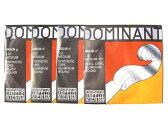 【ポスト投函】バイオリン弦 ドミナント EADG線セット (E線:No.130 スチール/アルミ巻・ボールエンド) Dominant 4/4 THOMASTIK トマスティック社【smtb-KD】【RCP】【P2】