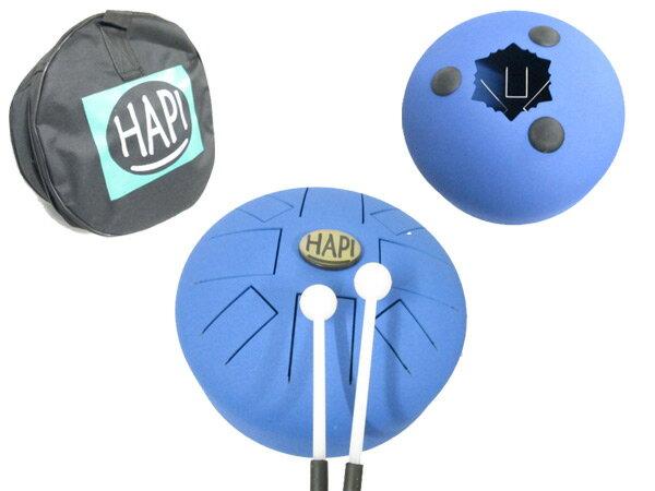 HAPI Original Drum AquaTeel HAPI-E1-B Key:Eメジャー インディゴブルー ハピドラム【smtb-kd】【RCP】【P2】