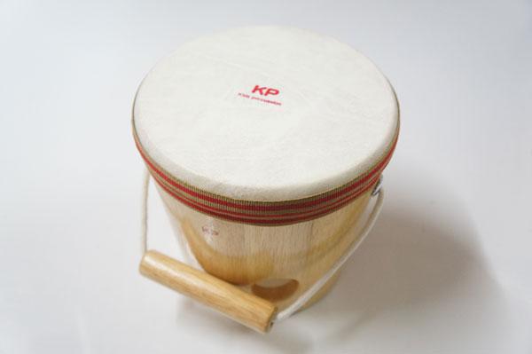 ラッピング無料キッズパーカッションKP-300/TD/Nベビードラム太鼓たいこKidsPercuss