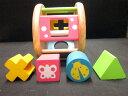 【ラッピング無料!】【あす楽対応】Edute Baby&Kids KOROKOROパズル(コロコロパズル) LA-001 木製のやさしいおもちゃ♪知育玩具・知育...