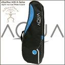 AQUA AQUA-CASE Whale/CON アクア コンサートウクレレ ケース ギグバッグ【smtb-KD】【RCP】【P2】