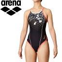 ショッピングSuperfly アリーナ 水泳 スーパーフライバック レディース DIS-0351W-BKRD
