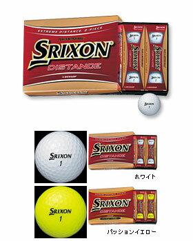 4 Dozen or more buy in! Srixon distance golf balls 1 dozen (12 P)