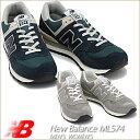 ★ニューバランスLIFESTYLE RUNNING STYLE ユニセックススニーカー カジュアルシューズ NewBalance ML574