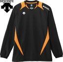 デサント 長袖ライト ゲームシャツ バレーボールウェア メンズ レディース DSS-5410-BOR