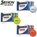 スリクソン ゴルフボール AD333 1ダース 12p 日本仕様 SRIXON 2014年モデル 【あす...