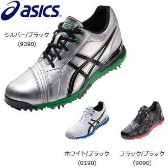 -ASICS 鞋高爾夫球鞋男式恩典臨 FG TGN907 3E 等效 GELACE PRO FG asic 2015 模型