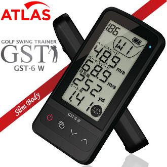 ◇ユピテル アトラス GST-6W ゴルフスイングトレーナー ゴルフ練習用品