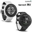 ◇ガーミン GARMIN 腕時計型GPSゴルフナビ アプローチS6 J ブラック/ホワイト Approach S6J 日本正規品 【送料無料】 【ポイント10倍】