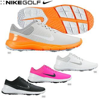 ○ 耐克高爾夫女子高爾夫鞋婦女 FI 影響 2 776094 耐克 2015年模型