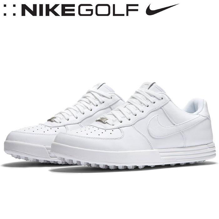 NIKE GOLF(ナイキゴルフ)ナイキ ルナ フォース 1 メンズ ゴルフシューズ 2016年モデル 新作818727 【あす楽対応】