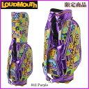 2016 モデル 数量限定 LOUDMOUTH ラウドマウス 9.5型 カートバッグ キャディバッグ LM-CB0001/LTD 新色 【あす楽対応】