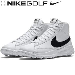 ナイキゴルフ ゴルフシューズ ブレーザー レディース NIKE BLAZER 818731-100 NIKE GOLF 2017年モデル 【あす楽対応】