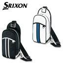 スリクソン ゴルフ ボディバッグ GGB-S118 ラウンド...