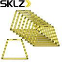 スキルズ SKLZ フィットネス トレーニング トレーニング用 フレーム アジリティトレーナープロ AGILITY TRAINER PRO (SET