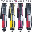 【あす楽対応】トミーヒルフィガー ゴルフ スタンドバッグ 4.5型 THMG0SK1 2020春夏