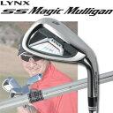 ≪マーク金井氏 設計・監修≫ リンクス ゴルフ ウェッジ SS マジックマリガン LYNXオリジナルスチール Lynx Golf 【あす楽対応】