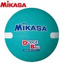 ミカサ 教育用ドッジボール2号 白線入り D2W-G 5122013