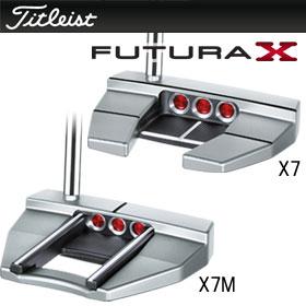 タイトリスト スコッティキャメロン パター FUTURA X7、X7M (フューチュラ) パター 日本正規品 2015モデル 【送料無料】 【あす楽対応】