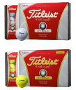 [2012 model] Titleist DT SOLO DT solo golf ball [one dozen]