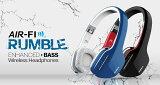 Bluetooth �إåɥۥ� �֥롼�ȥ����� �إåɥۥ� �磻��쥹��Hi-������ƥ�������ɡ�New Air-Fi-AF80��Rumble ���ޥ��б���ͭ��̵��ξ��