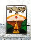 宮地嶽神社 光の道 嵐 CM インテリアアート ステンドグラスの彩り グラスアート