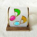 手作りキット 音符のインテリア飾り 工作キット イギリス式ステンドグラス リード線 グラスアート