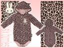 フード付きベビー服【ロンパース】ピンクパンサー【ロック・パンク・ロカビリー・オールドスクール・タトゥーだぜ】【SIX・BUNNIES】 【出産祝い・男の子・女の子】【楽ギフ_包装】