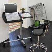 テーブル 高さ調節 昇降式 PCデスク オフィスデスク サイドテーブル パソコンラック PCラック コンパクト インテリア モダン 家具 送料無料 おしゃれ パソコンデスク あす楽対応