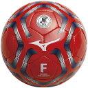 ◆◆送料無料 定形外発送 <ミズノ> MIZUNO フットサルボール 4号球 Q3JBA030 (レッド(64)) フットサル