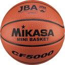 ◆◆ <ミカサ> MIKASA バスケットボール CF5000 (茶)