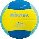 ◆◆ <ミカサ> MIKASA スマイルドッジボール SD20YLG (イエロー/ブルー/ライトグリーン)
