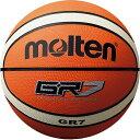 ◆◆送料無料 定形外発送 <モルテン> MOLTEN GR7 BGR7OI (オレンジ×アイボリー) (バスケットボール)