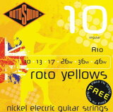 ROTO SOUND/电吉他弦 Roto系列【六合彩音】[【4/26 9:59まで全商品中!】ROTO SOUND/エレキ弦 Rotoシリーズ【ロトサウンド】]